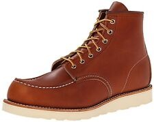 Red Wing Men's 6-Inch Classic Moc Boot