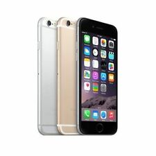 "Apple iPhone 6 16GB ""Factory Unlocked"" 4G LTE 8MP Camera Smartphone iOS WiFi"