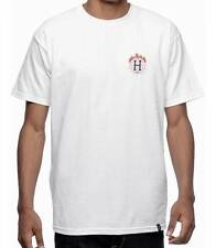 T-Shirts  Thrasher Huf X Thrasher TDS White