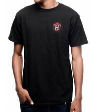 T-Shirts  Thrasher Huf X Thrasher TDS Black