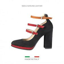Made in Italia Shoes Woman Decollete Black 73901 Deal BDX