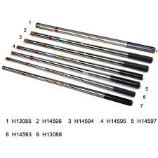 5.4m/17.72ft Carbon Fiber Telescopic Fishing Rod Pole Travel Fishing Tackle Y5B5
