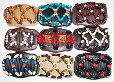 Double Magic Hair Combs, African Style Butterfly Clips, Style & Quality, S1