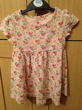 Next Baby Girls Dress Age 12-18 Months Excellent Condition