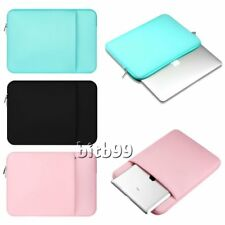 "Laptop Sleeve Case Carry Bag Notebook For Macbook Air Pro Retina 11 13 15"" LOT M"