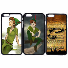 Peter Pan Tinkerbell Vintage Case Cover For Apple iPhone iPod & Samsung Galaxy