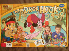 Who Shook Hook Game? by Disney