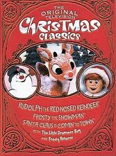 The Original Television Christmas Classics: Rudolph the Red-Nosed Reindeer/Frost