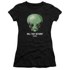 "Ancient Aliens ""Will They Return?"" Women's Adult & Junior Tee or Tank"