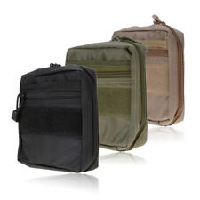 Durable Camping Military Tactical Medical Emergency Tool Bag Pouch Waterproof