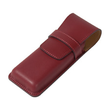 SOMES SADDLE Andalusian Leather Pen Case Premium Japan Made EMS F/S