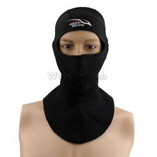 3mm Neoprene Warm Scuba Snorkeling Wetsuit Hood Cap Diver Hat Diving Hood