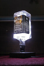 Jack Daniels Novelty Table Lamp (Various Colours) 1.5L Optic bottle size