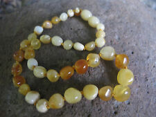 New Milky Amber necklace for babies