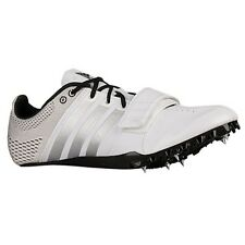 new mens 13 adidas adizero accelerator sprint track spikes/cleats s80336