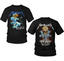 Metallica Dorris Shirt S M L XL XXL Tshirt Official Metal Rock Band T-Shirt New