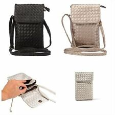 Women Girl's Mini Cross Body Messenger Shoulder Bag Mobile Phone Purse Handbag