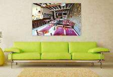 Stunning Poster Wall Art Decor Restaurant Lopoble Ager 36x24 Inches