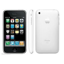 "Unlocked Apple iPhone 3GS iOS - 16 GB -  3.5"" Smartphone-White/Black Original"