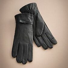 Avon Lorna Leather gadget gloves, S/M, M/L, BNIP