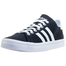 adidas Courtvantage Mens Trainers Black White New Shoes