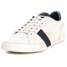 Lacoste Alisos 116 Mens Trainers Off White New Shoes