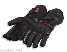 DUCATI Held STRADA C4 Leather Gloves Leather Gloves Gore-Tex black new 2017