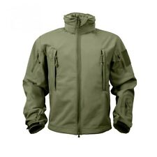 Special Ops Tactical Soft Shell Jacket - OD