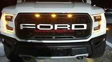 Ford Raptor 2017 Grill Decals and/or Tailgate Decals