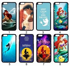 The Little Mermaid Starry Sky Kiss For Apple iPhone iPod & Samsung Galaxy Case