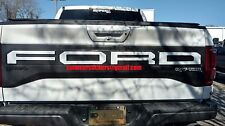 Ford Raptor 2017 Tailgate Decals and/or Grill Decals