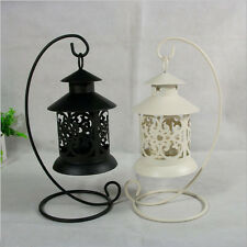 1Pcs Candle 2017 European Style Classical Candle Iron Hollow Stand Candlestick