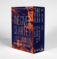 The Giver Quartet Boxed Set*****(BRAND NEW)*****