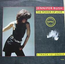 "Jennifer Rush-The Power Of Love (Extended Remix) 12""-CBS, TX 5003, 1985, Plain S"