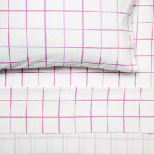 NEW Pink Blanky Flannelette Sheet Set