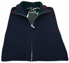 Jersey Sweater Fred Perry Man Men Full Zip Jumper 30392232