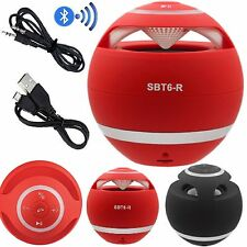 Mini Speakers Bluetooth Wireless 3.0 Bass Hands-Free For PC Laptop Mobile UK