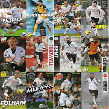 MOTD Match Of The Day football magazine A4 picture poster Fulham - VARIOUS