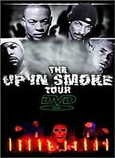 Up In Smoke Tour (DVD, 2000, Parental Advisory Explicit Content) Free Shipping
