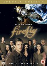 Firefly - The Complete Series Collector's Edition 4-Disc Box Set  R 2 NEW FREEPO