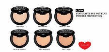 """1 NYX Stay Matte But Not Flat Powder Foundation """"Pick Your 1 Color"""" BNIB LB12"""