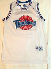 Space Jam White Tune Squad Basketball Jersey Michael Jordan MJ 23 Swingman NWT