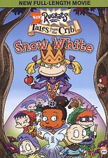 Rugrats Tales From The Crib:  Snow White DVD VGC Free Shipping