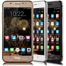 """5"""" Cheap Factory Unlocked Android 5.1 Cell Smart Phone Quad Core Dual SIM 3G GPS"""