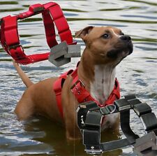 Nylon Harness with weights Weight harness Pit Bull Terrier Staffordshire Dog