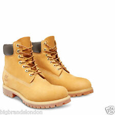 Timberland 10061 AF  Premium 6 Inch Wheat Leather -  Mens Boots