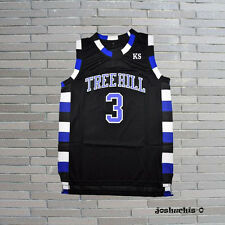 Lucas Scott 3# Ravens One Tree Hill Basketball Jersey Men S M L XL 2XL