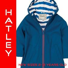 Outlet Hatley Boys Rain Jacket School Coat Waterproof  Kids Raincoat Size 4 5 6