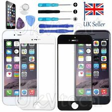 Front Outer Touch Screen Glass Lens Replacement Kit Tools for iPhone 6 6S/6 Plus