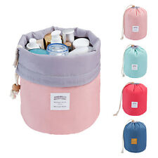 COSMETIC JEWELRY ORGANIZER WASH TOILETRY MAKEUP TRAVEL DRAWSTRING BAG GORGROUS